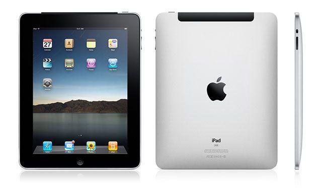 El iPad contra las demás tablets