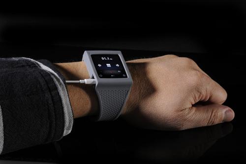 Tu iPod nano como reloj de muñeca