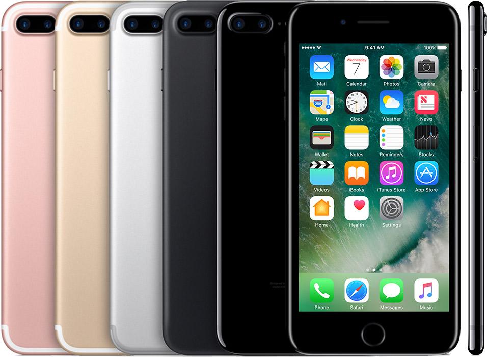 Reparación del iPhone 7 Plus