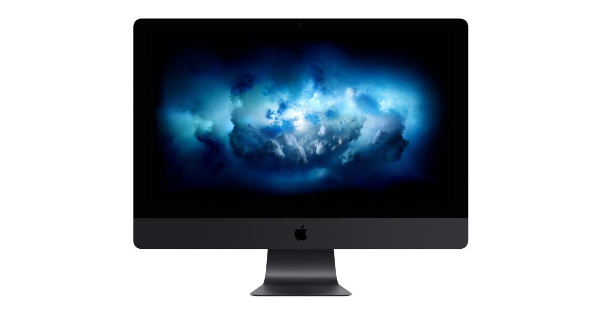 Esperando al iMac Pro de Apple