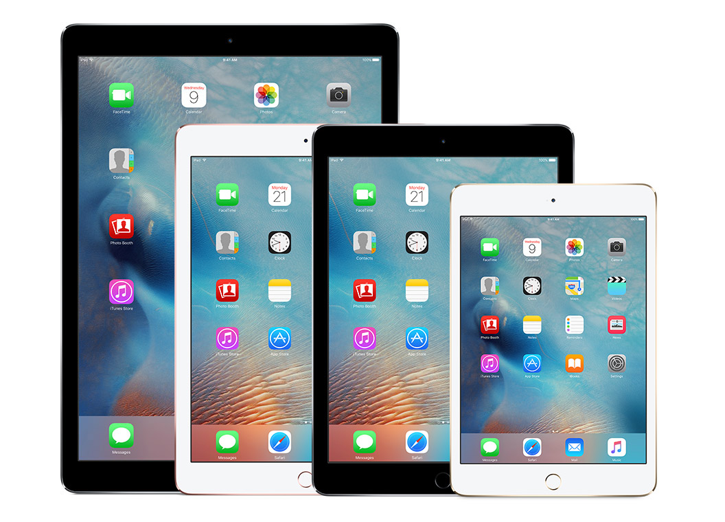 Reparar el iPad y iPad Pro