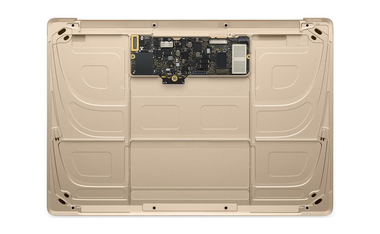 Cambiar la placa base del MacBook con garantías