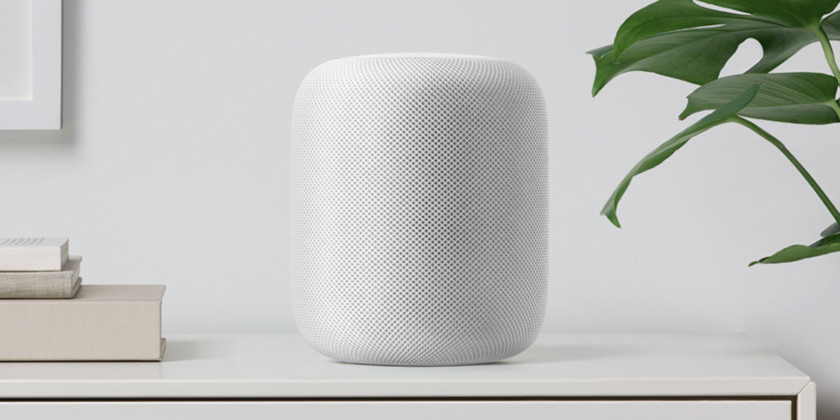 Lanzamiento del HomePod de Apple