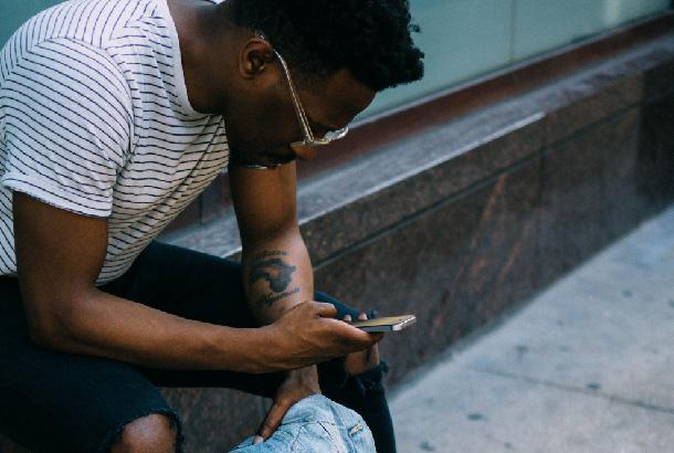 Teclado iPhone