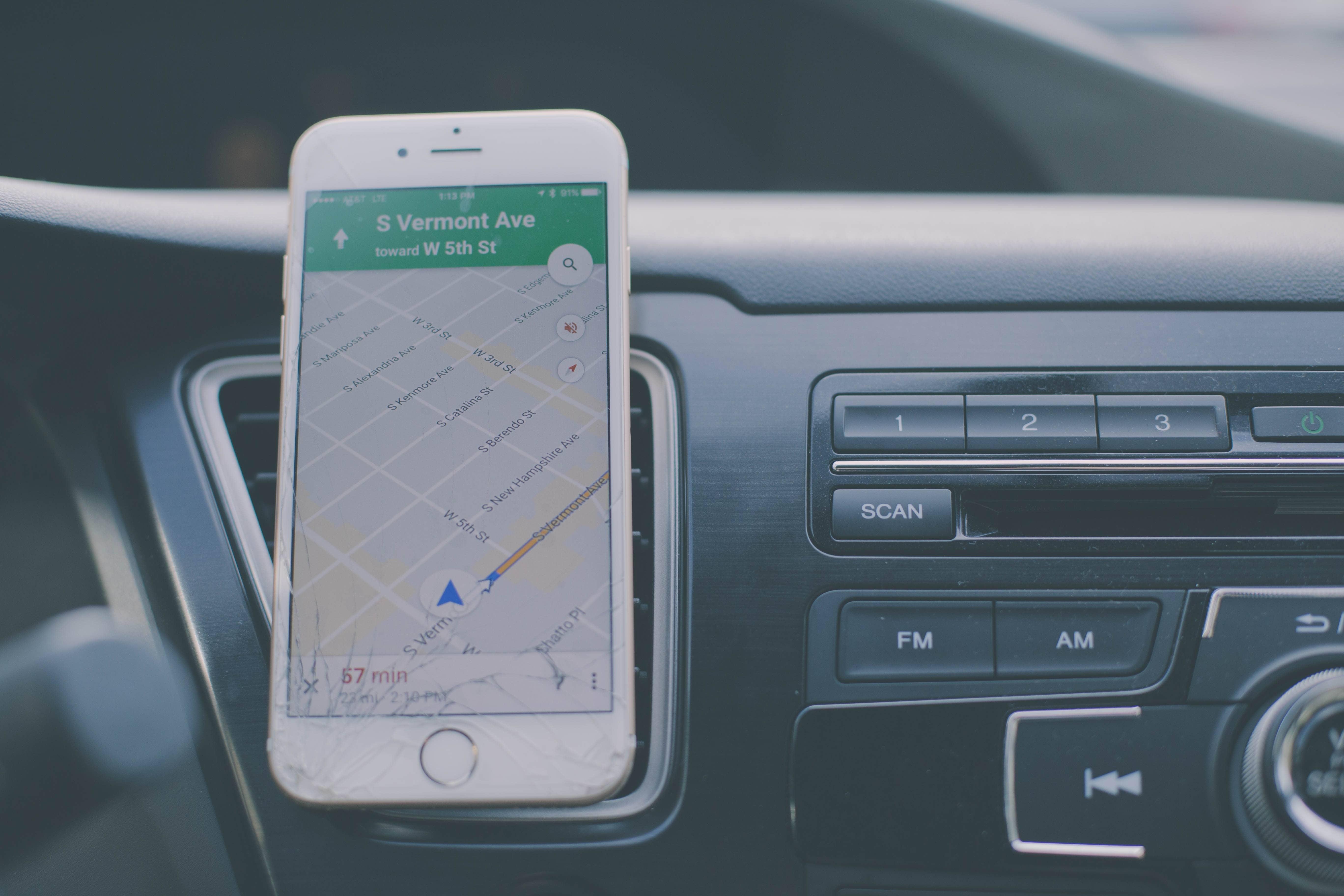 Google registra tu ubicación contra tu voluntad