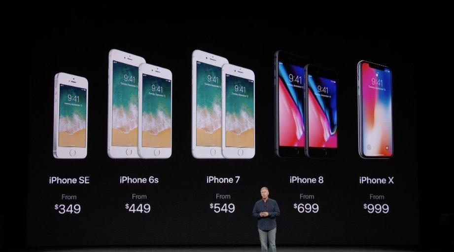 Características de los nuevos iPhone 2018