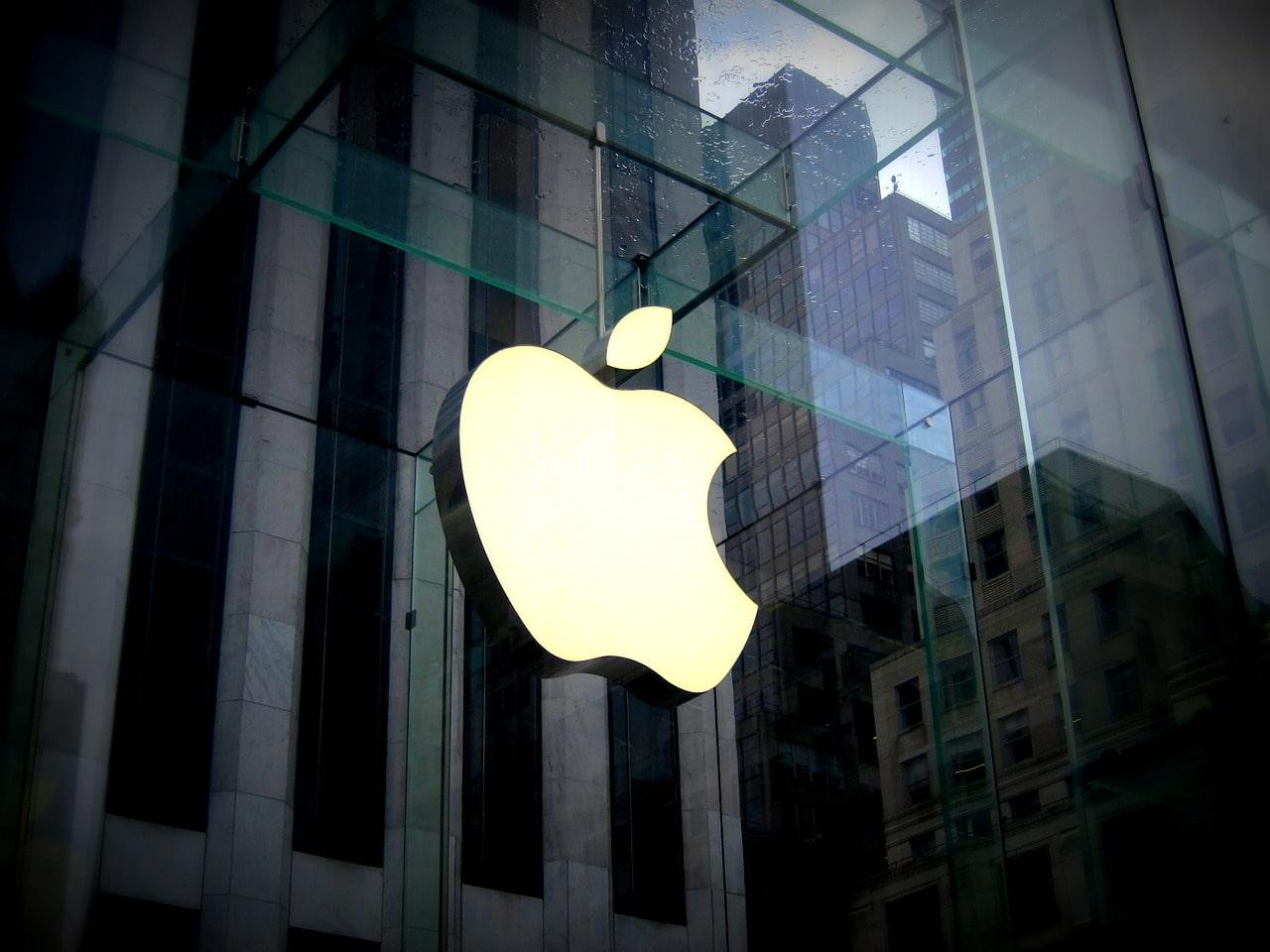 Pedir cita a Apple
