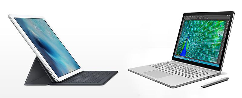 ¿Ipad o Surface? Comparamos los 2 dispositivos